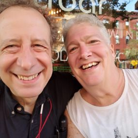 AETM 363:  Part 2 HOWARD BLOOM on Artists Exposed with Tym Moss